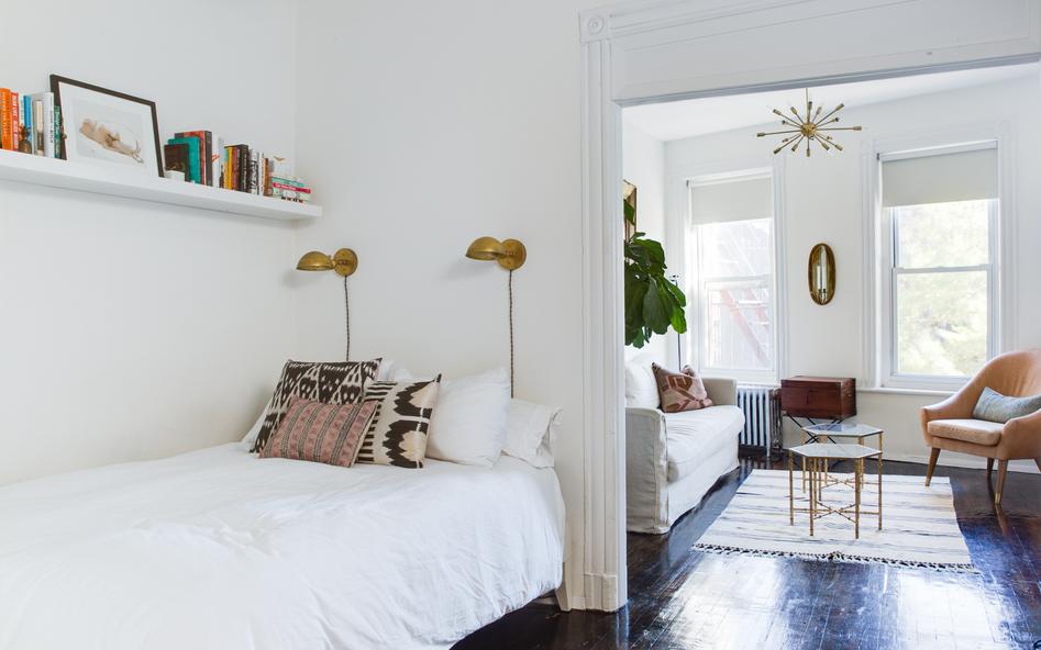 13 tips memperluas kamar ukuran kecil