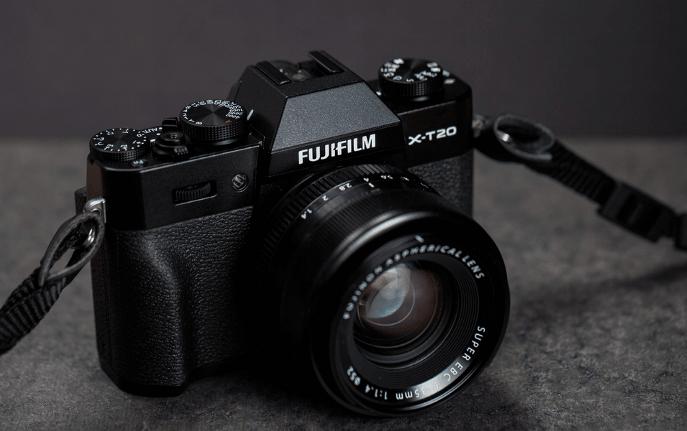 Kamera Mirrorless Fujifilm X-T20