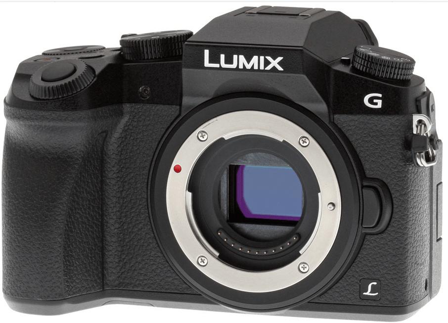 Kamera Mirrorless Panasonic Lumix DMC-G7