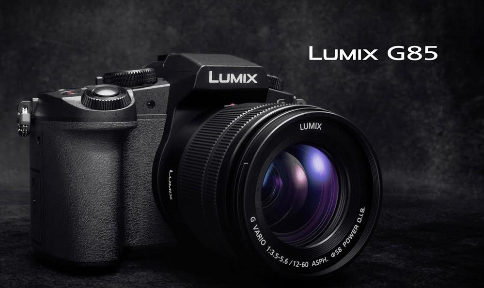 Kamera Mirrorless Panasonic Lumix G85