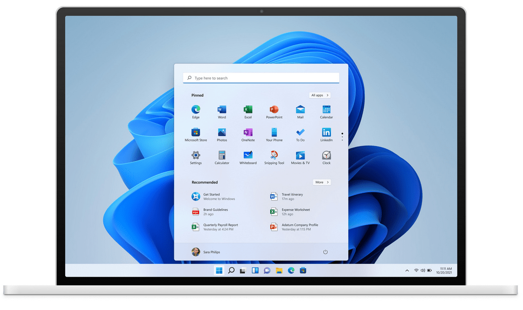 cara download windows 11