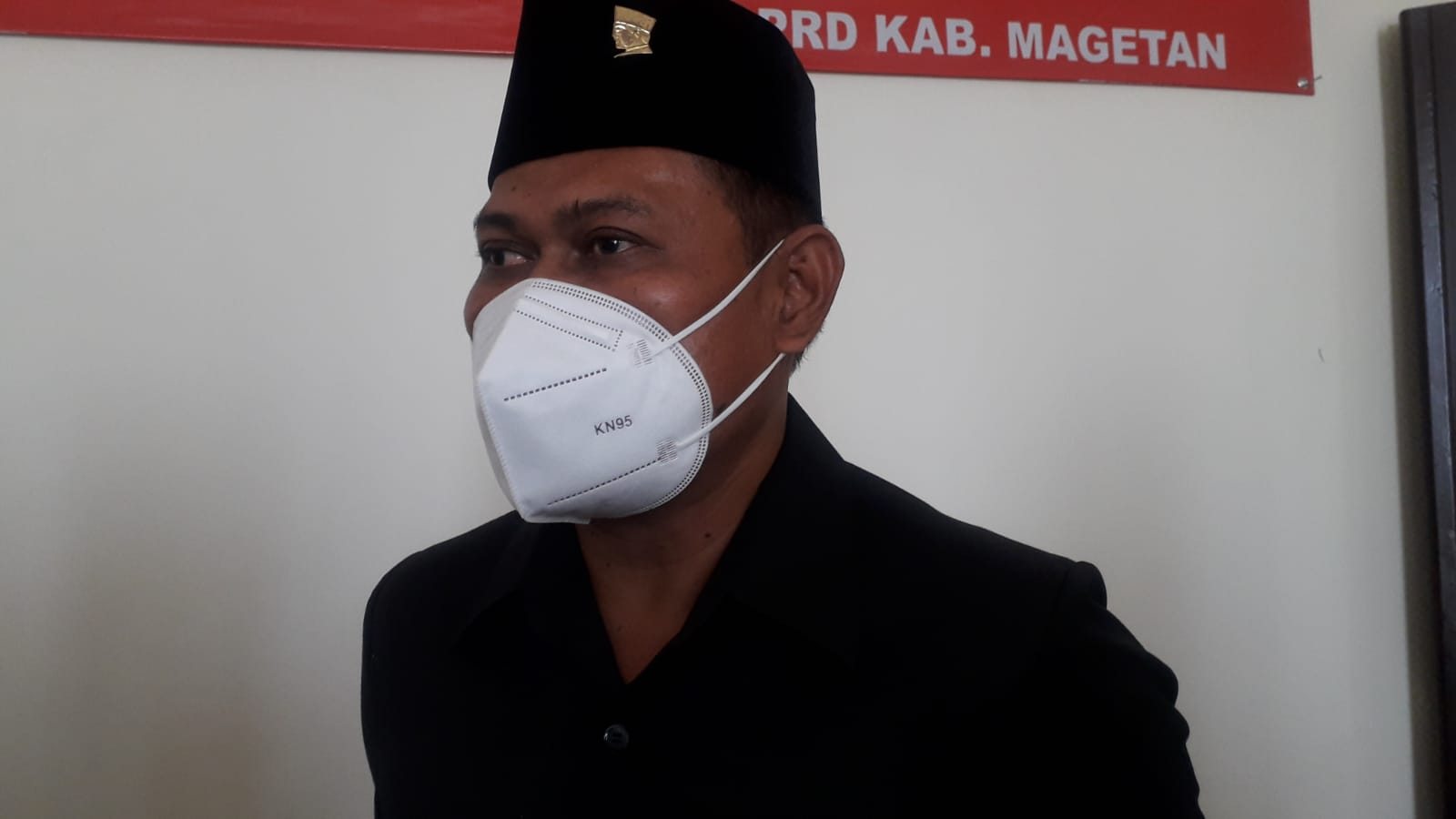 Ketua DPRD Kabupaten Magetan Sujatno